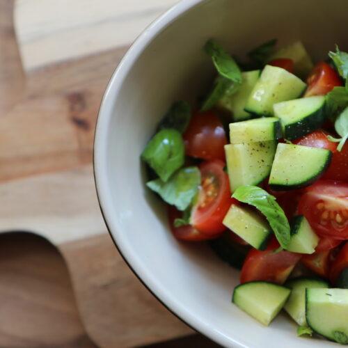 Verdens bedste salat
